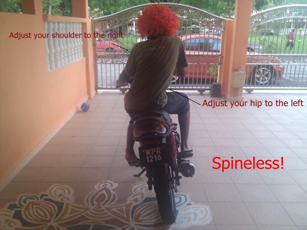 spineless